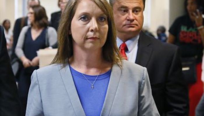 Oklahoma Police Officer Acquitted In Terence Crutcher Shooting