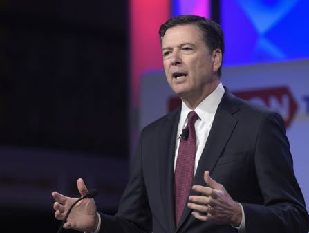 FBI Chief Comey Fired