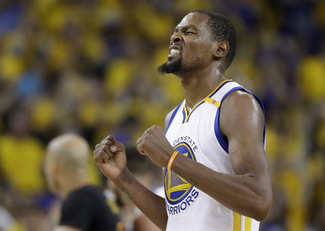 Kevin Durant is your 2017 NBA Finals MVP