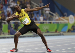 Usain Bolt Is Down To His Last, Blazing Curtain Call