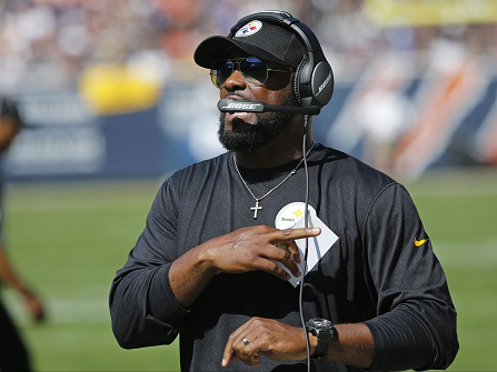 Chief Resigns After Labeling Steelers' Tomlin With Racial Slur