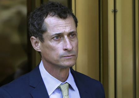 Anthony Weiner Reports To Prison For Sexting Conviction