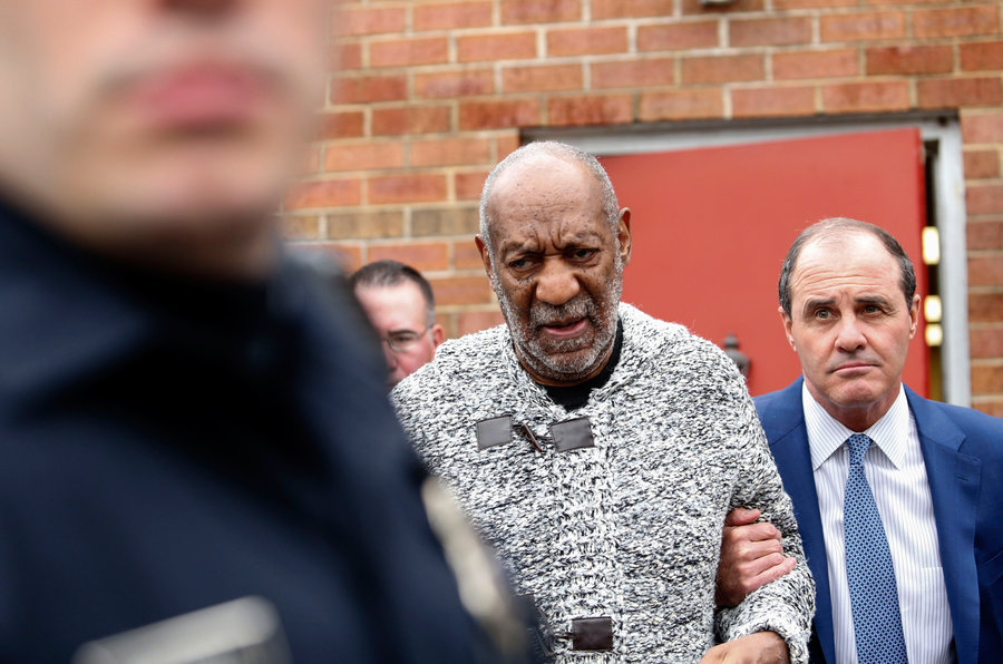 Bill Cosby Fires Another Legal Team, But Is Not Getting A Divorce