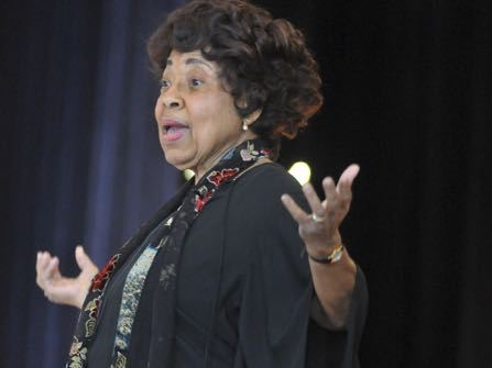SCLC Leader And MLK Associate Dorothy Cotton Dies