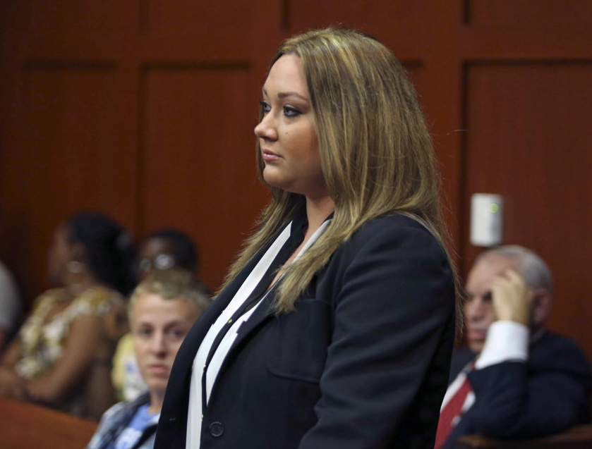 Zimmerman's Wife