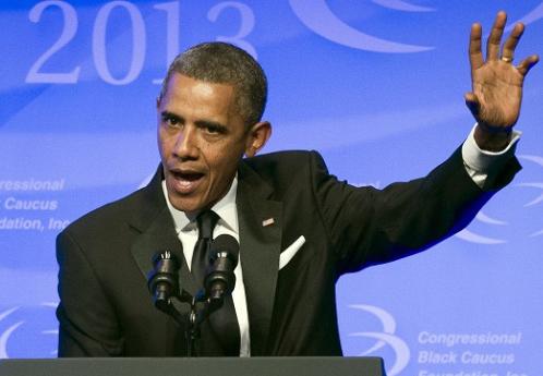 Obama Black Caucus