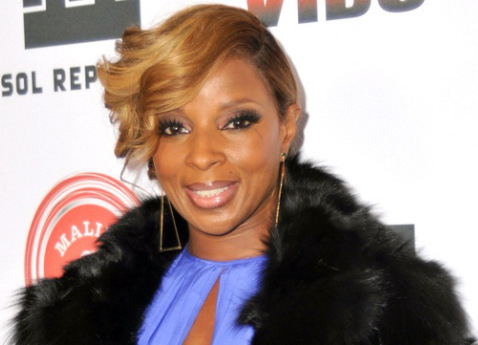Vibe Magazine's 20th Anniversary Inaugural Impact Awards Event Honoring Music Icon Mary J. Blige at the Sunset Towers in Hollywood February 8, 2013