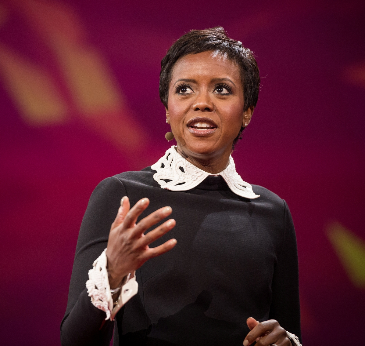Mellody Hobson at TED2014. The Next Chapter, Session 10 - Passion, March 17-21, 2014, Vancouver Convention Center, Vancouver, Canada. Photo: James Duncan Davidson