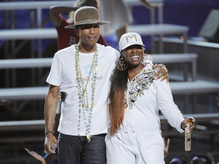 Pharrell Williams, Missy Elliott
