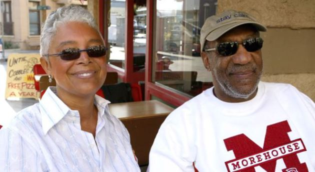 Camille O. Cosby and Bill Cosby (Photo by Jesse Grant/WireImage)